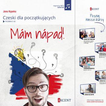czeski dla początkujących - podręcznik